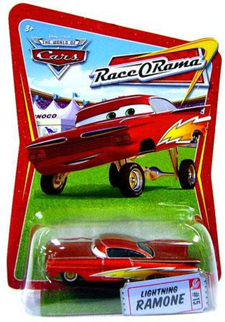 Disney / Pixar Cars The World of Cars Race-O-Rama Lightning Ramone Diecast Car #15