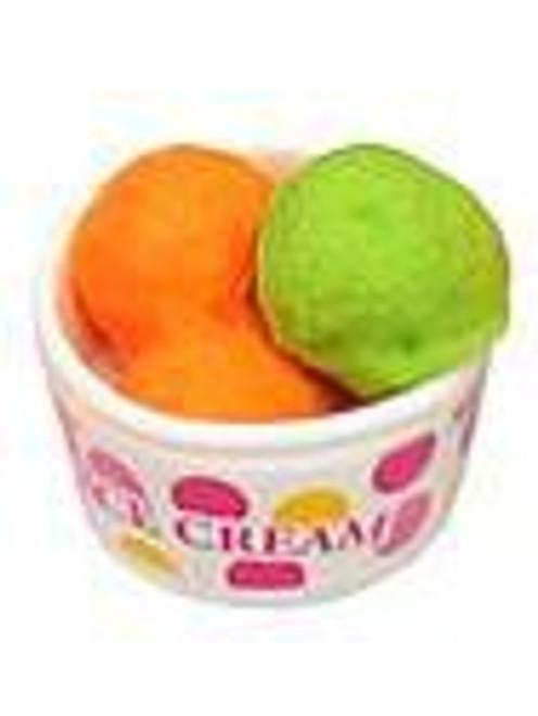 Iwako Orange and Mint Eraser