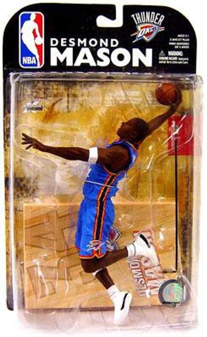 McFarlane Toys NBA Oklahoma City Thunder Sports Picks Series 16 Desmond Mason Action Figure