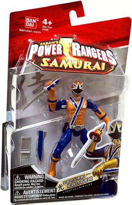 Power Rangers Samurai Ranger Light Action Figure