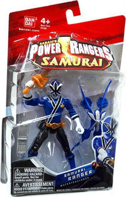 Power Rangers Samurai Ranger Water Action Figure