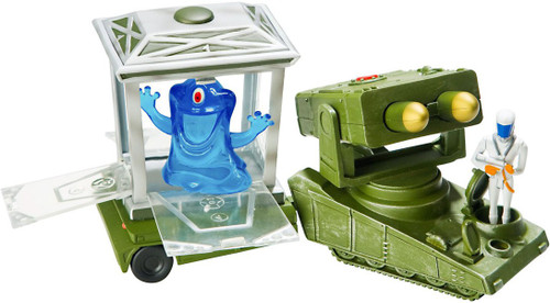 Monsters vs. Aliens B.O.B. Containment Chamber Playset