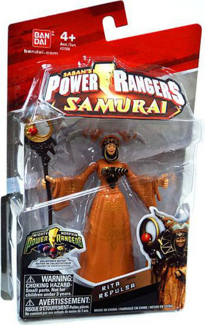 Power Rangers Samurai Rita Repulsa Action Figure