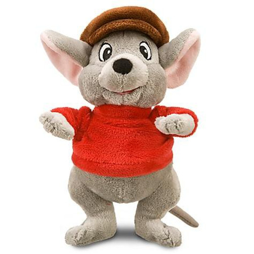 Disney The Rescuers Bernard Exclusive Plush