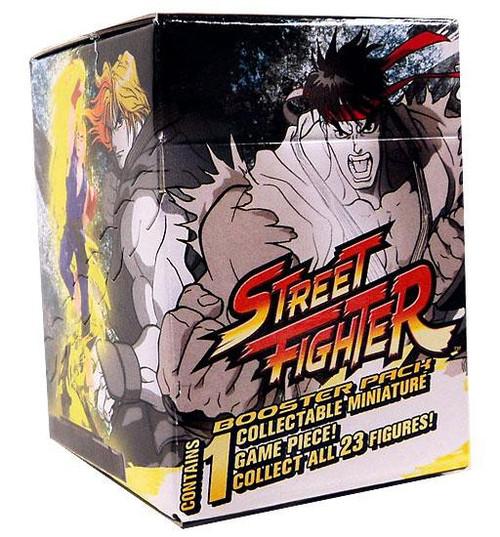HeroClix Street Fighter Booster Pack