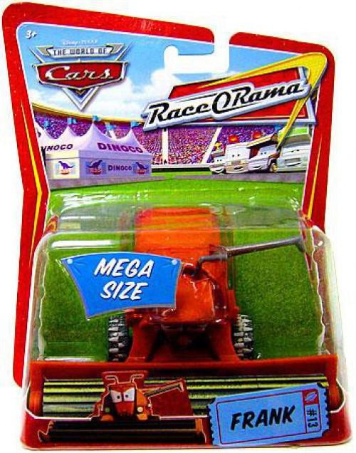 Disney / Pixar Cars The World of Cars Race-O-Rama Frank the Combine Diecast Car #13