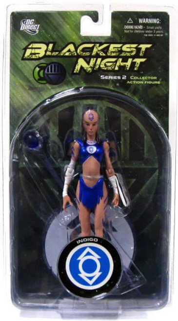 DC Green Lantern Blackest Night Series 2 Indigo Action Figure