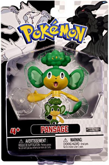 Pokemon Black & White Series 2 Basic Pansage Figure