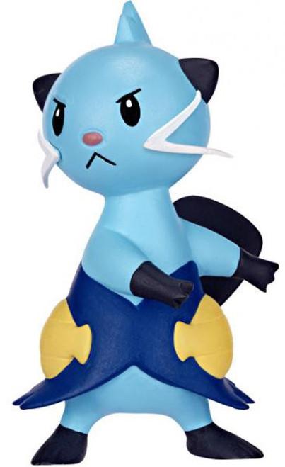 Pokemon Black & White Series 3 Basic Dewott Figure