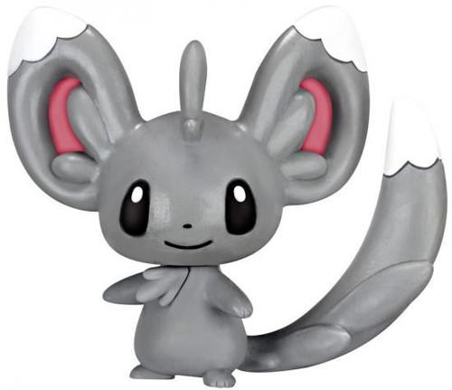 Pokemon Black & White Series 3 Basic Minccino Figure