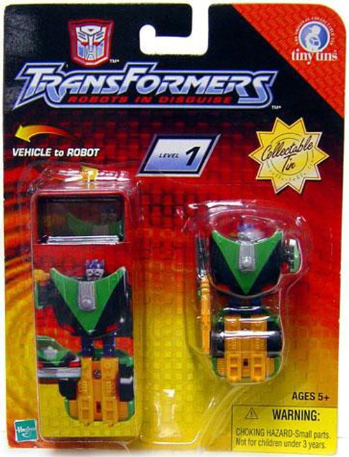 Transformers Robots in Disguise Sideswipe Action Figure