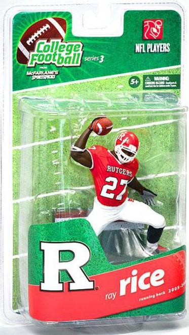 McFarlane Toys NCAA College Football Sports Picks Series 3 Ray Rice Action Figure