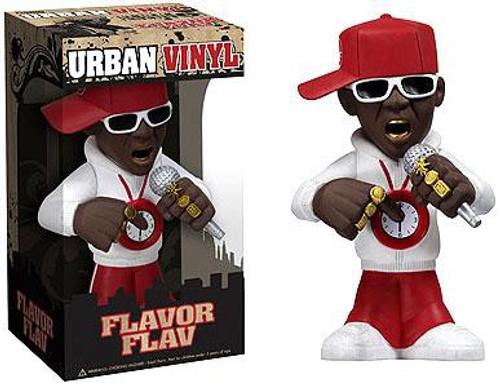 Public Enemy Funko Rocks Urban Vinyl Flavor Flav 6-Inch Vinyl Figure [Public Enemy]
