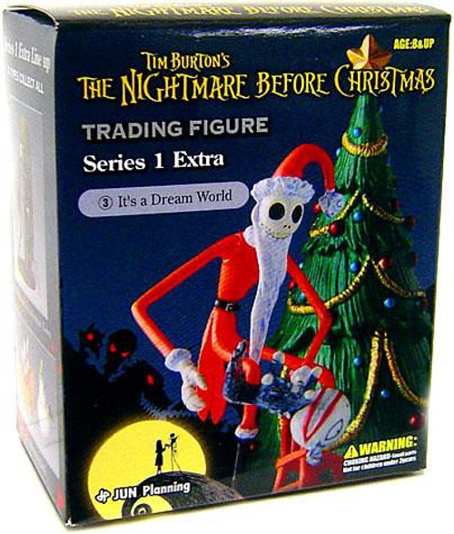 Nightmare Before Christmas Series 1 Extra It's A Dream World Trading Figure #3