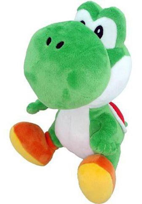 Nintendo New Super Mario Bros Wii Yoshi 6-Inch Plush [Green]
