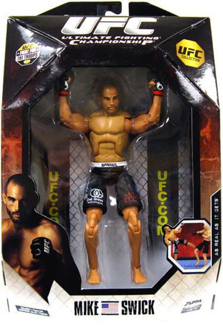 UFC Collection Series 1 Mike Swick Action Figure