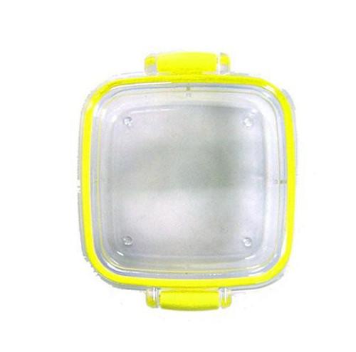 Iwako Yellow Eraser Case [Square]