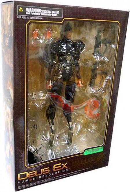 Deus Ex Human Revolution Play Arts Kai Series 1 Federova Action Figure