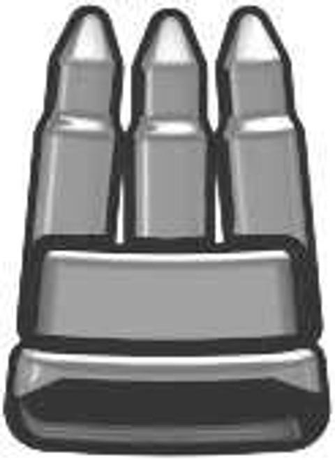 BrickArms Ammo Clip 2.5-Inch [Silver]
