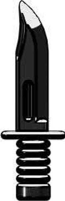 BrickArms Combat Knife 2.5-Inch [Black]