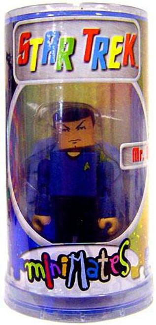 Star Trek The Original Series MiniMates Mr. Spock Minifigure