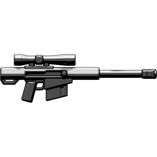 BrickArms HCSR High Caliber Sniper Rifle 2.5-Inch [Black]