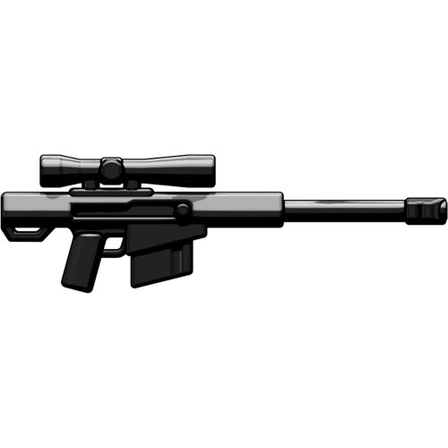 BrickArms HCSR High Caliber Sniper Rifle 2.5-Inch [Gunmetal]