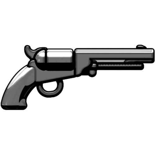 BrickArms M1851 Navy Revolver 2.5-Inch [Gunmetal]