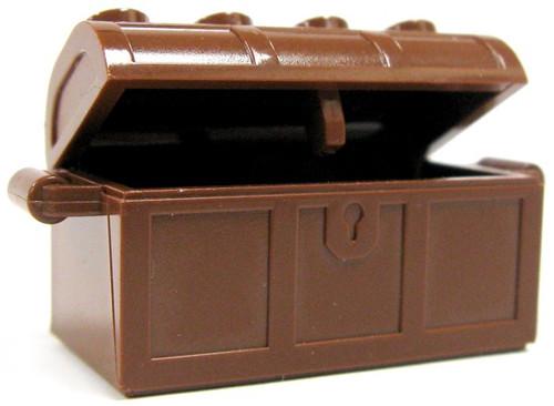 LEGO Castle 2-Piece Treasure Chest [Loose]