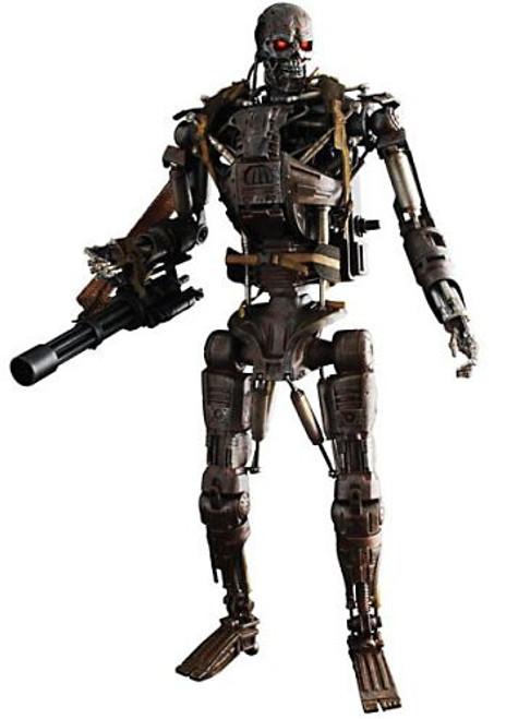 Terminator Salvation Endoskeleton T-600 Collectible Figure