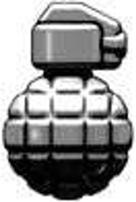 BrickArms Mk2 Grenade 2.5-Inch [Gunmetal]