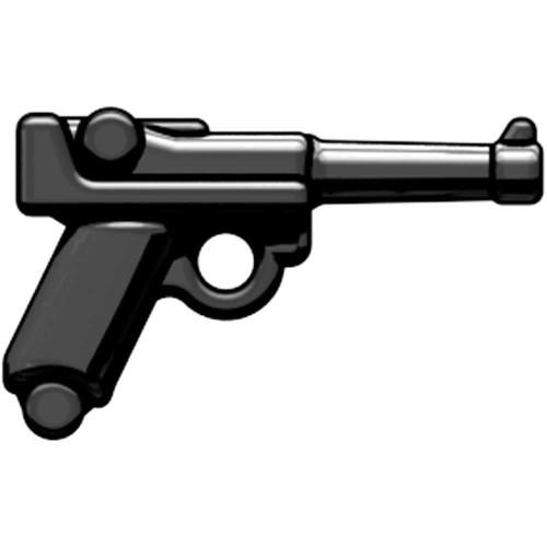 BrickArms P08 Luger 2.5-Inch [Black]