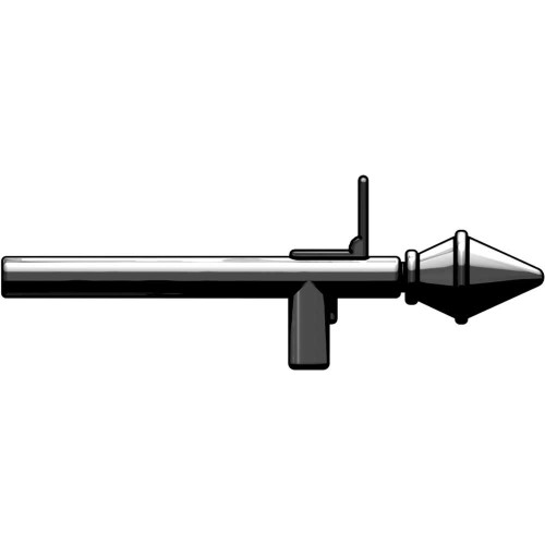 BrickArms RPG Rocket Grenade 2.5-Inch [Black]