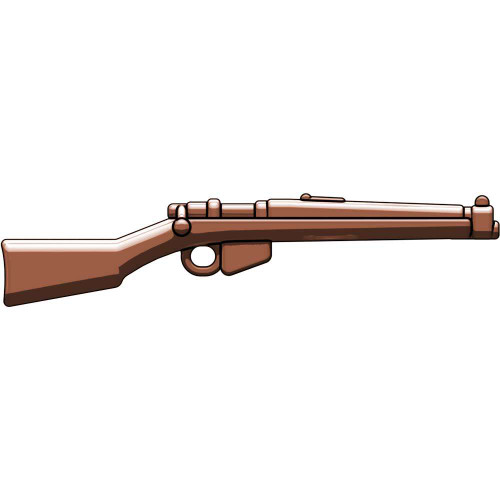 BrickArms Lee-Enfield SMLE 2.5-Inch [Brown]
