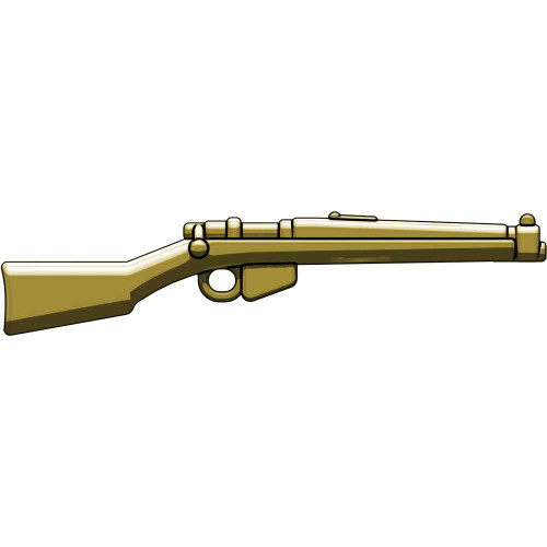 BrickArms Lee-Enfield SMLE 2.5-Inch [Tan]