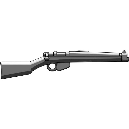 BrickArms Lee-Enfield SMLE 2.5-Inch [Gunmetal]