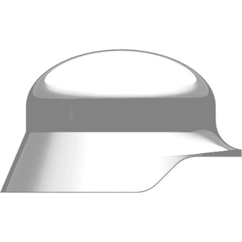 BrickArms Stahlhelm 2.5-Inch [White]