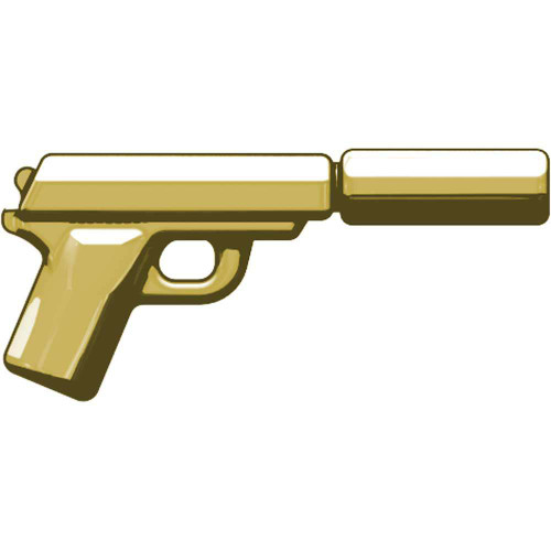 BrickArms PPK Tactical Spy Pistol 2.5-Inch [Tan]