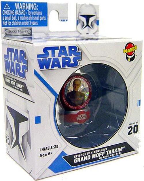 Star Wars A New Hope Marbs Series 2 Grand Moff Tarkin Marble #20