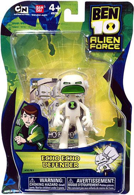 Ben 10 Alien Force Echo Echo Action Figure [Defender, No Mini Alien]