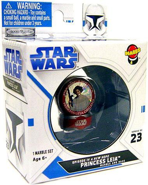 Star Wars A New Hope Marbs Series 2 Princess Leia Marble #23