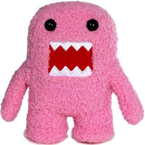Domo 8-Inch Plush Figure [Pink]