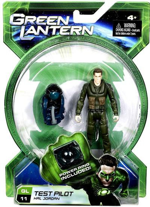 Green Lantern Movie Hal Jordan Action Figure GL11 [Test Pilot]