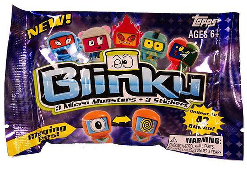 Blinku Micro Monsters Booster Pack