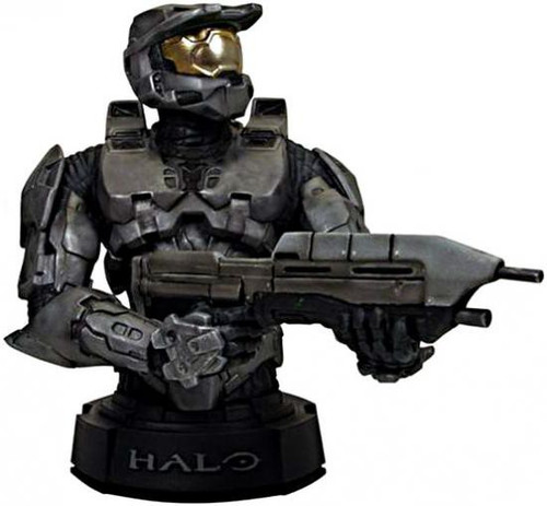 Halo 3 Steel Spartan Exclusive Mini Bust
