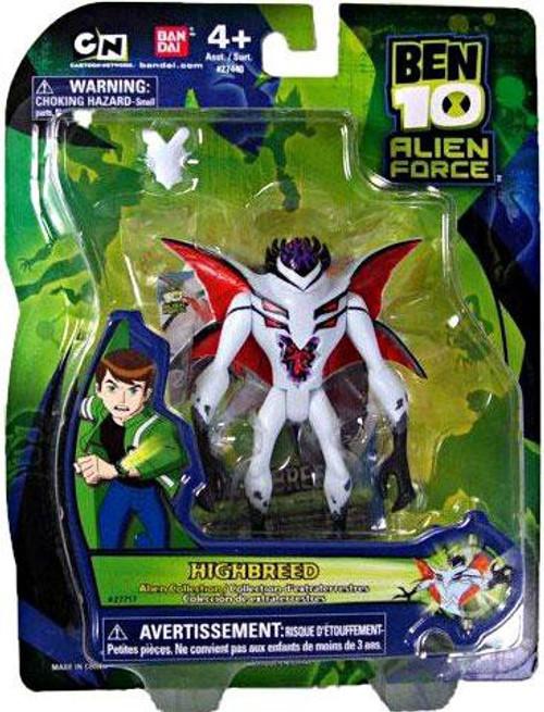 Ben 10 Alien Force Alien Collection Highbreed Action Figure