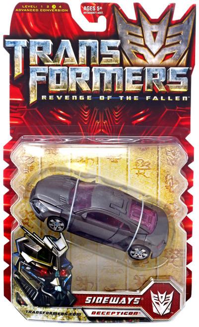 Transformers Revenge of the Fallen Sideways Deluxe Action Figure