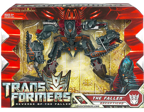 Transformers Revenge of the Fallen The Fallen Voyager Action Figure