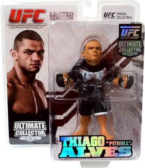UFC Ultimate Collector Series 7 Thiago Alves Action Figure [Limited Edition]