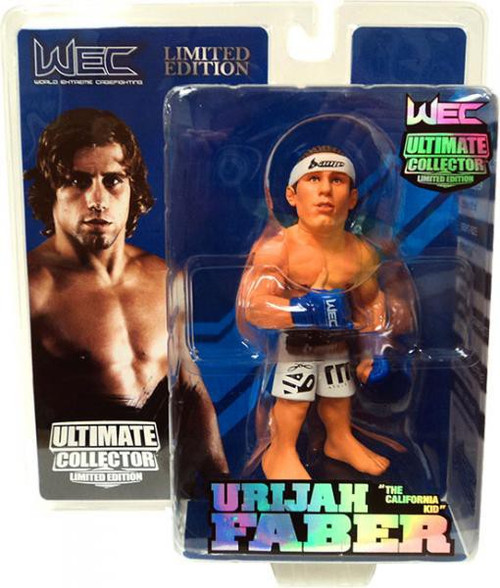 UFC Ultimate Collector Series 7 Urijah Faber Action Figure [Limited Edition]